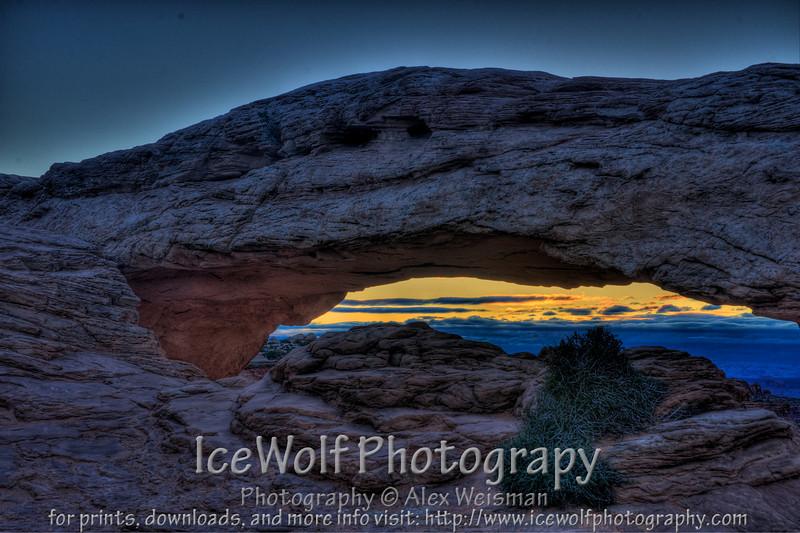Mesa Arch HDR 3