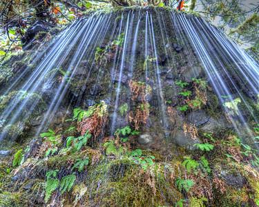 Gorge Shower