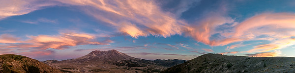 5-shot pano stitched and processed in Lightroom