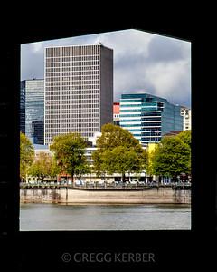 Framing at the Morrison bridge