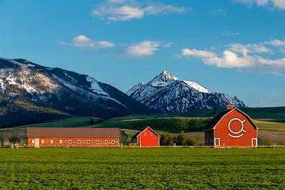 Joseph - Brennan Ranch (Hwy 350 near Prairie Creek Rd)
