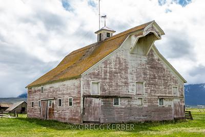 Joseph - Milk Paint barn (Bicentenial Rd east of Dobin Rd)