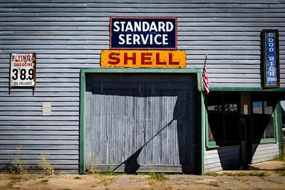 Cheap gas?