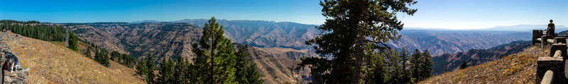 Hells Canyon Pano, Sept 2012.