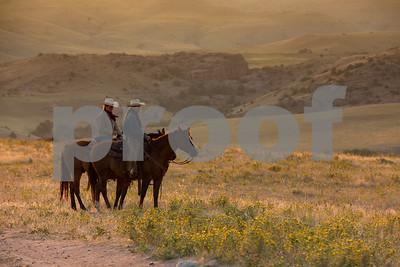 Powderhorse Retreat - Douglas Wyoming 8-2015