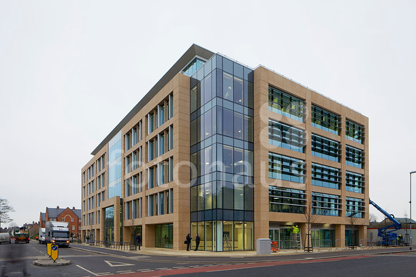 Microsoft Research Office, 21 Station Road