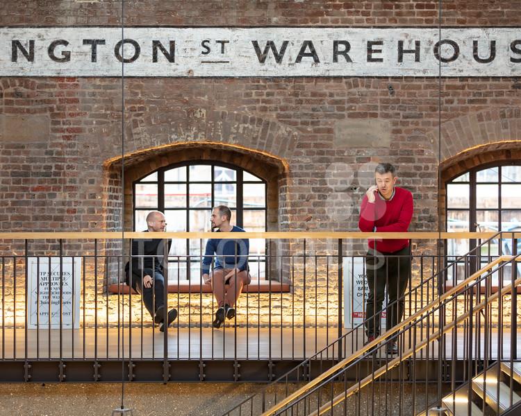 Pennington Street Warehouse