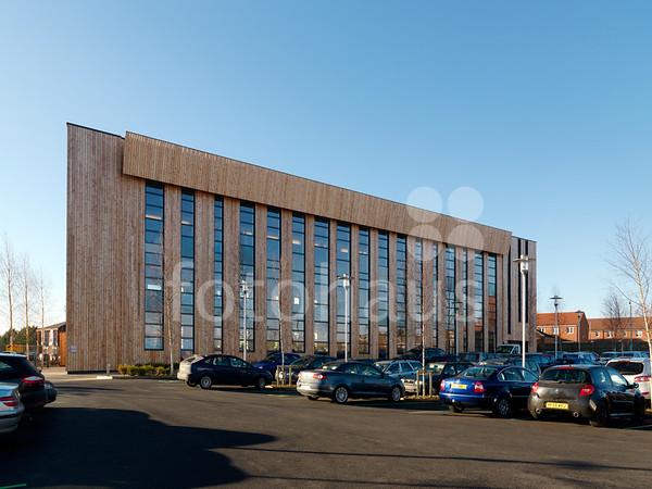 Woodland Trust Headquarters
