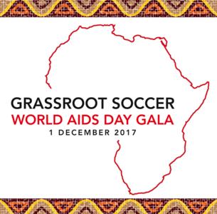 Grassroot Soccer World AIDS Day Gala 2017