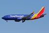 Southwest Airlines Boeing 737-3H4 HL N644SW (msn 28329) DCA (Brian McDonough). Image: 926723.