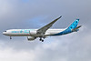 The first flight of the first Airbus A330neo