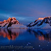 Reflections of Alpenglow