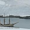 Sailing ship near Port Lockroy.