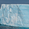 Huge tabular iceberg in the Bransfield Strait