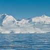 The Antarctic Peninsula from the Gerlache Strait.