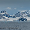 Antarctic Peninsula from the Bransfield Strait