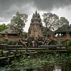 Hindu Temple in Ubud. Bali, Indonesia