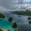 Karst Landforms Heritage Site of Wayag Island