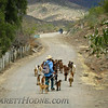 Goat herder outside Oaxaca