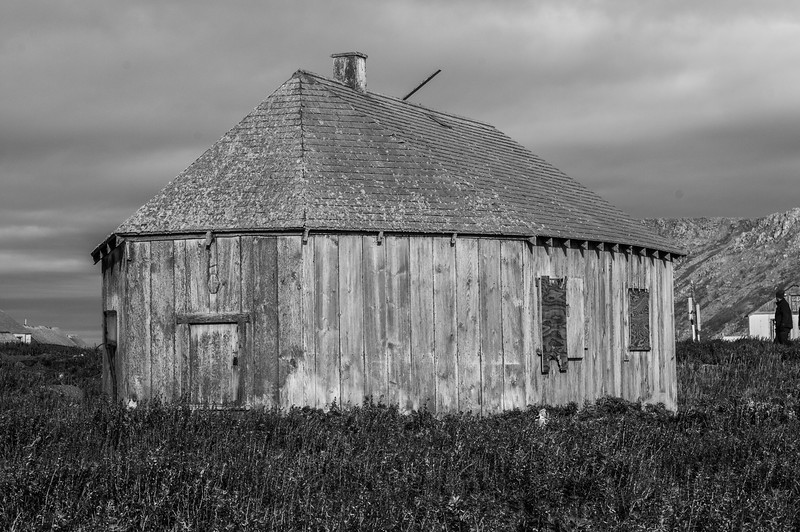 Oldest Wooden House in Gambel