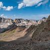 Climbing Mount Sneffles