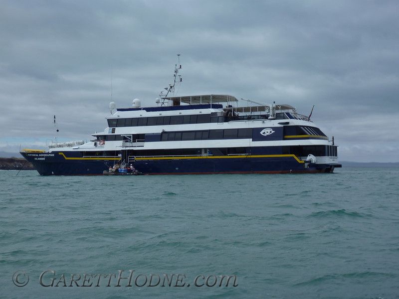 Lindblad - National Geographic Islander