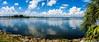 Riverside Park panorama - noon