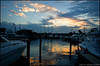 Melbourne Harbor Marina in Melbourne, Florida.