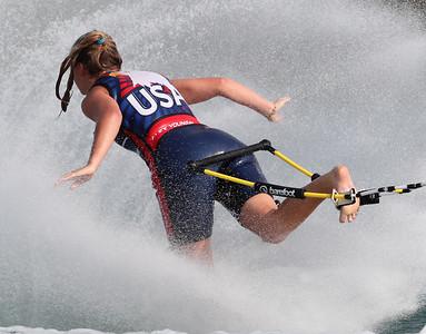 World Barefoot Water Ski Championships