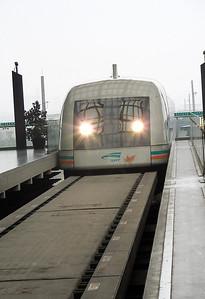 Maglev, Shanghai airport train