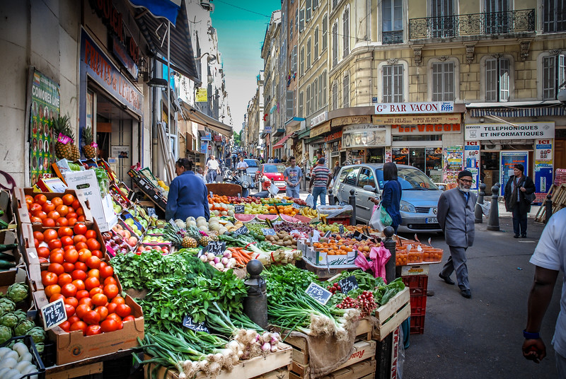 Marseille Melange — My favorite French coastal town. Spectacular sights and seafood.