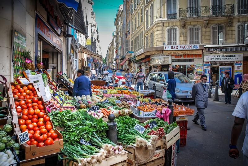 Marseille Melange