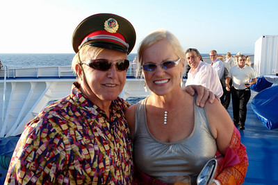 Richard and Liz