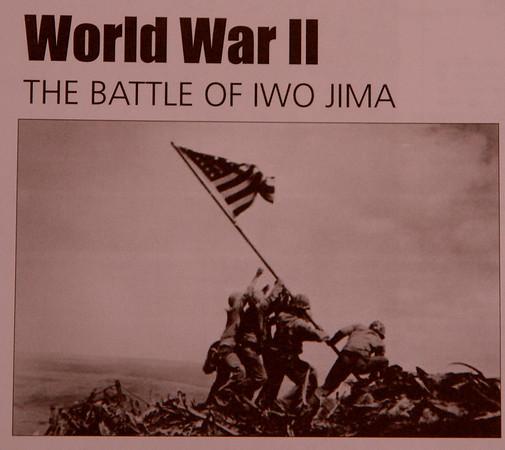 Cruise Iwo Jima -- Feb. 22, 2008 WC