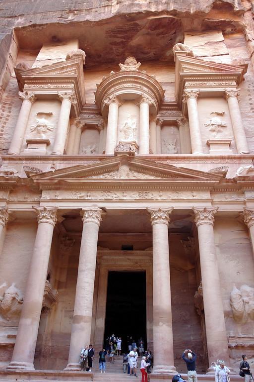 Aqaba & Petra, Jordan -- Apr. 7 & 8, 2008 WC