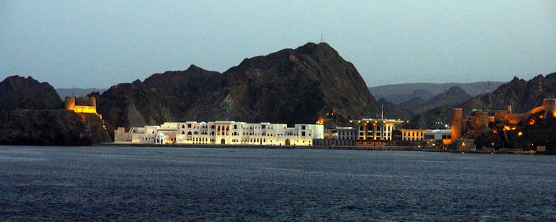 Muscat, Oman -- Apr. 1, 2008 WC