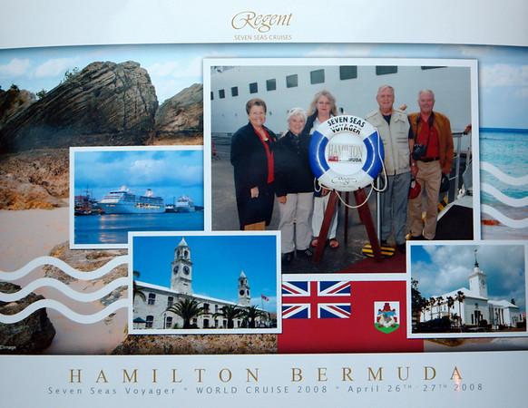 Hamilton, Bermuda -- Apr. 27, 2008 WC