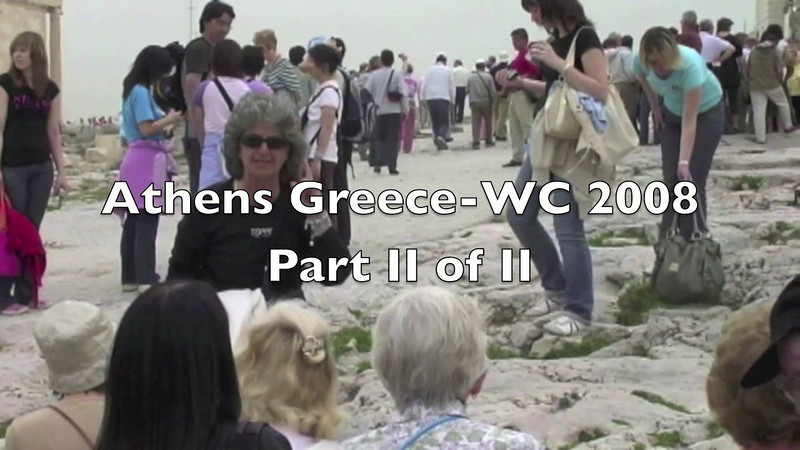 Athens, Greece - Part 2 of 2