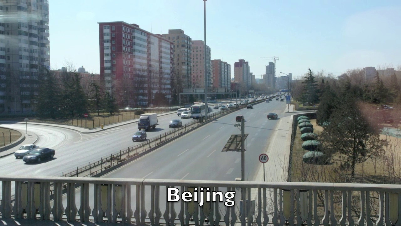 Beijing,/Great Wall -  China