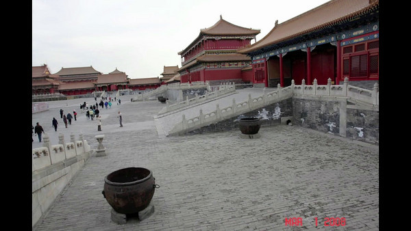 China - b - Forbidden City, China