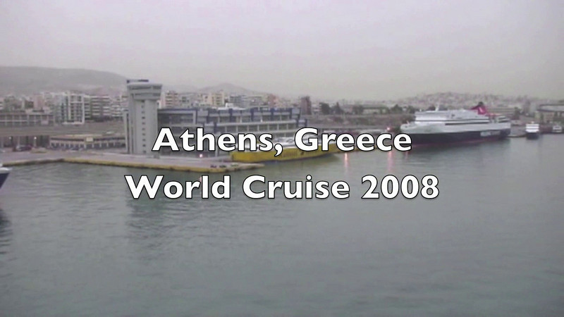 Athens, Greece -- Part 1 of 2