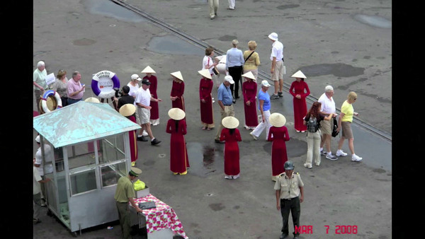 VIDEO:  Ho Chi Minh City (Saigon) South Vietnam--Click on below