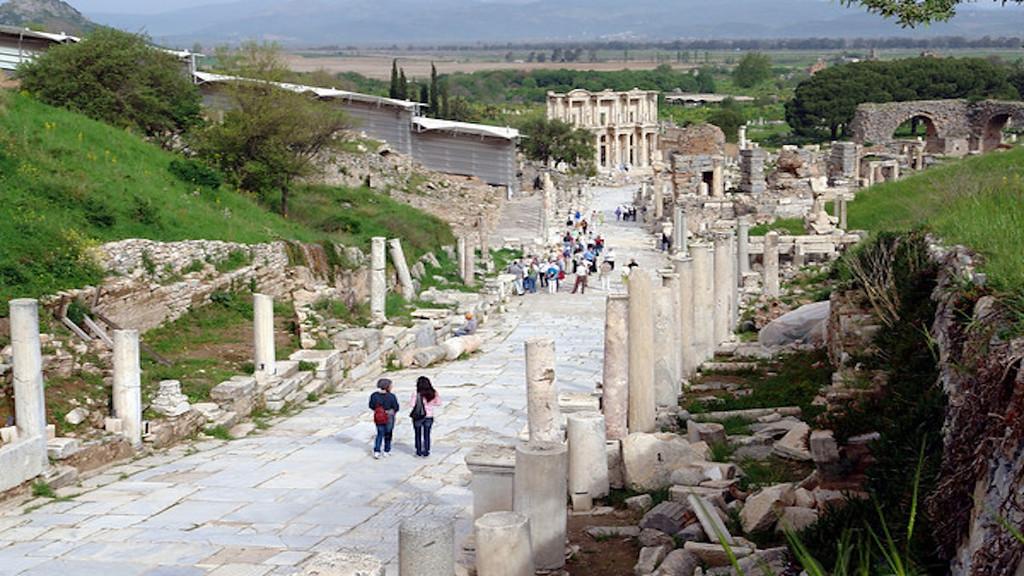 Kusadasi/Ephesus, Turkey