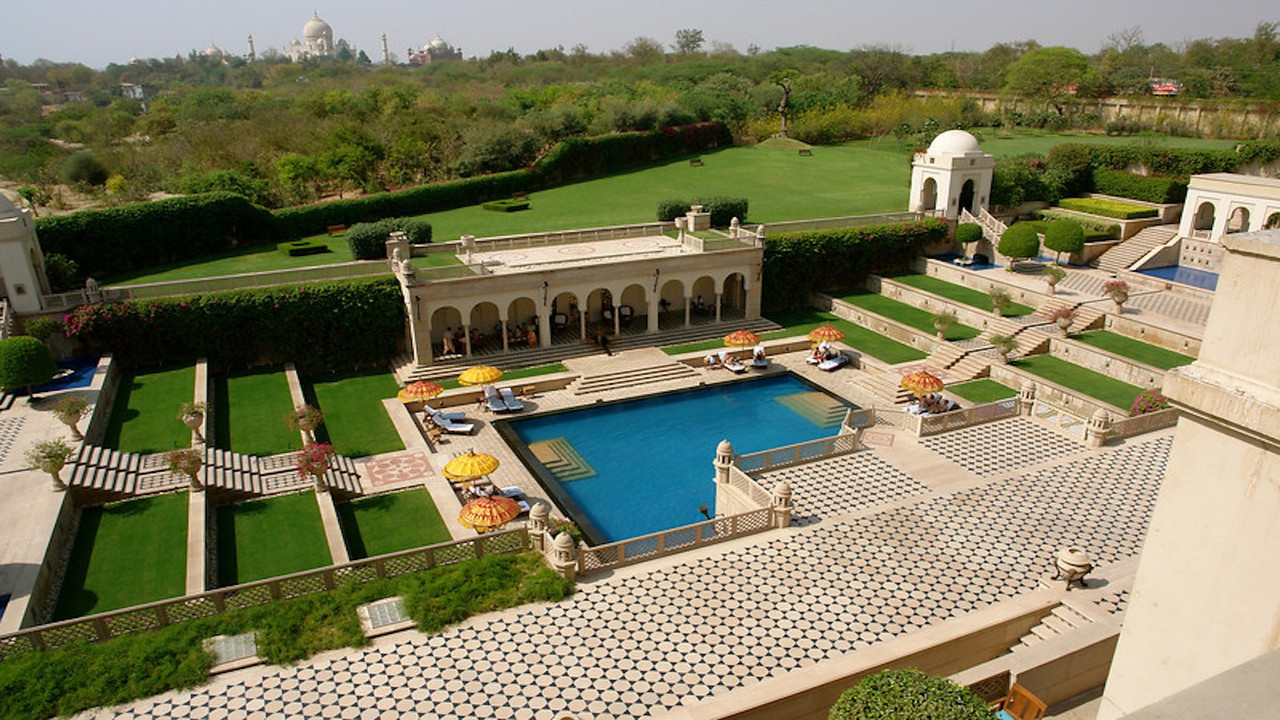 "The Oberoi Amarvilas Hotel, Agra, India<br /> <br /> <br /> <a href=""https://ray-penny.smugmug.com/World-Cruise-2008/World-Cruise-videos/i-xxfXqL4/A"">https://ray-penny.smugmug.com/World-Cruise-2008/World-Cruise-videos/i-xxfXqL4/A</a><br /> <br /> To view photos, click here:<br /> <br /> <br /> <a href=""http://ray-penny.smugmug.com/World-Cruise-2008/Segment-5/Taj-Mahal-April-26-27/5049809_x7rbvj#!i=421020707&k=X98DmfP"">http://ray-penny.smugmug.com/World-Cruise-2008/Segment-5/Taj-Mahal-April-26-27/5049809_x7rbvj#!i=421020707&k=X98DmfP</a><br /> <br /> <br /> To view hotel website, click here:<br /> <br /> <br /> <a href=""http://www.oberoihotels.com/oberoi_amarvilas/index.asp"">http://www.oberoihotels.com/oberoi_amarvilas/index.asp</a><br /> <br /> <br /> To learn more about the City of Agra, click here:<br /> <br /> <br /> <a href=""http://en.wikipedia.org/wiki/Agra"">http://en.wikipedia.org/wiki/Agra</a>"