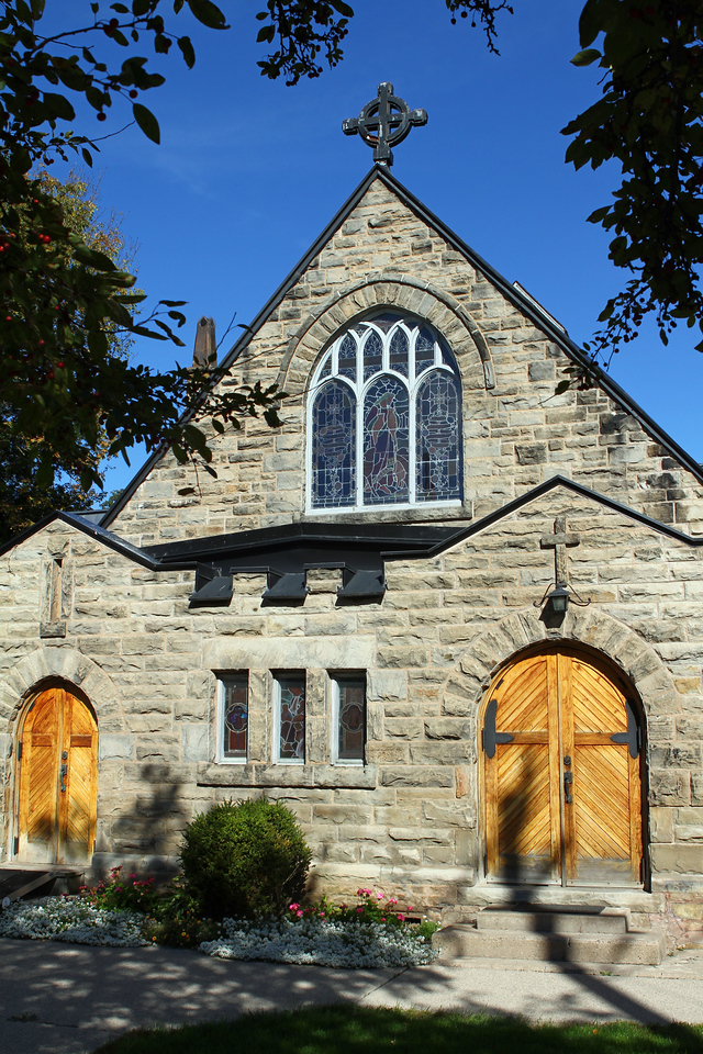 St. Alban The Martyr Anglican Church, Glen Williams
