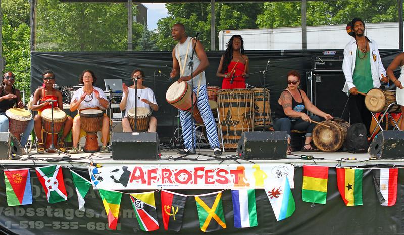 Toronto Afrofest