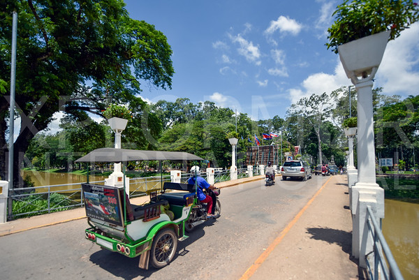 Bridge in Siem Reap