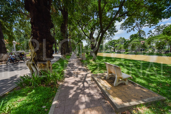 Siem Reap River Walk