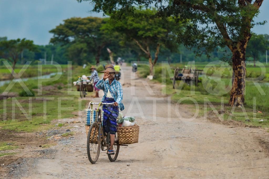Hanlin, Pyu Ancient Cities, Myanmar