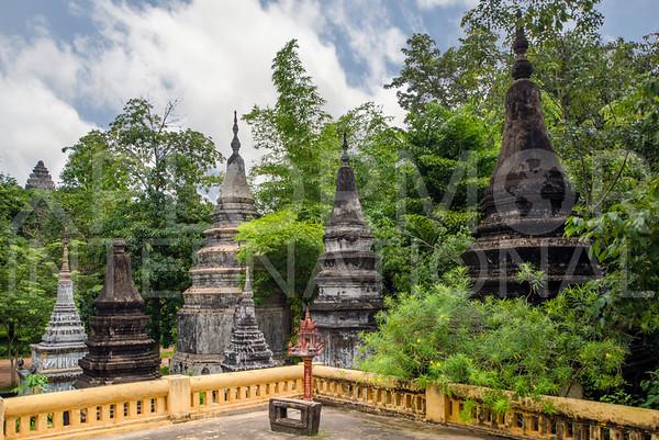 Buddhist Monastery at Angkor Wat